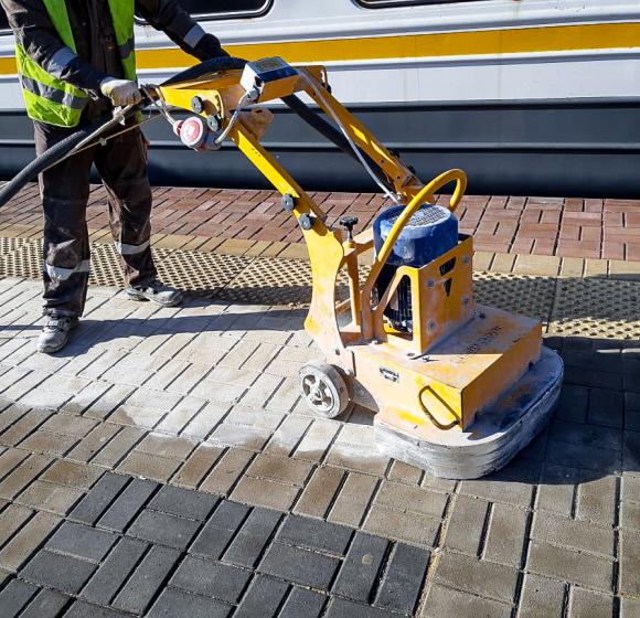 Фотография - Полировка бетона