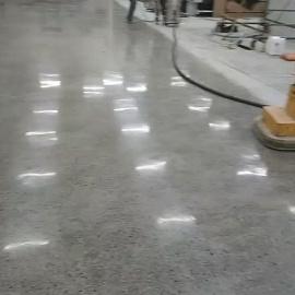 Шлифовка, выравнивание и полировка бетонного пола
